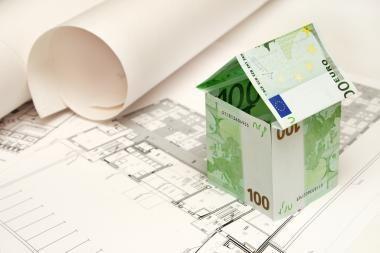 Analitikai: augs tarpbankinių paskolų eurais palūkanos