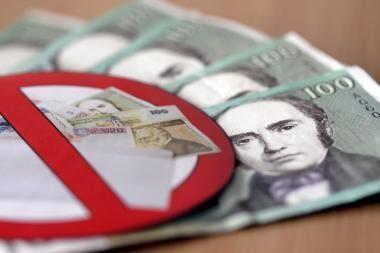 VGTU leido pinigus pažeisdamas įstatymus
