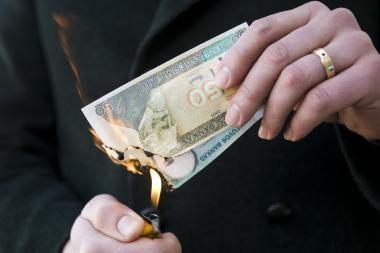 Vilnius pasitvirtino skystą šių metų biudžetą