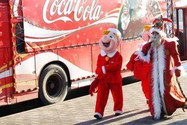 """""""Kalėdų karavanas"""" pradeda kelionę"""