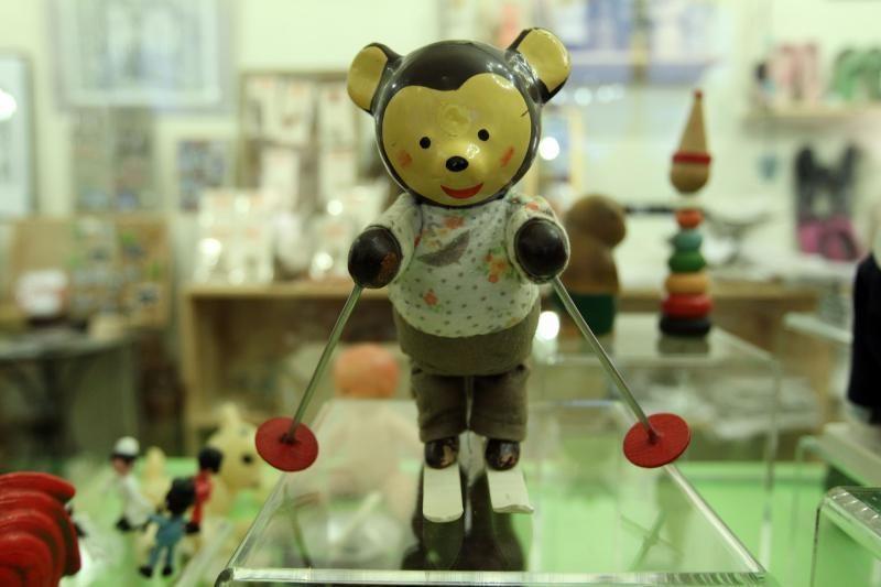 Žaislų muziejaus žaislai rengs animacijos kursus vaikams