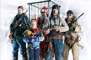 Juodąsias Talino kino naktis pradėjo filmas apie laukinį Kalėdų Senelį