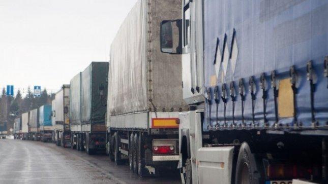 45 milijonų rublių kyšis - už 300 sunkvežimių