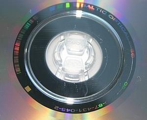 Aptiko įtartinų CD ir DVD plokštelių