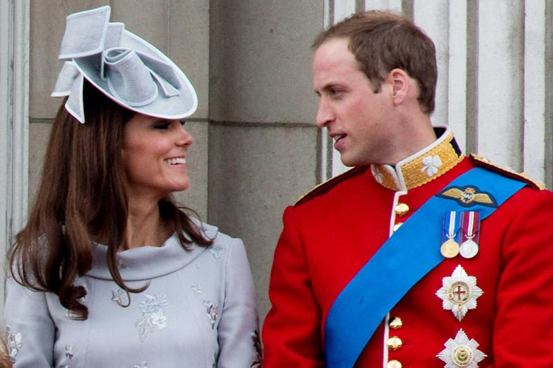 Didžiosios Britanijos parlamento narė: hercogienė Kate laukiasi