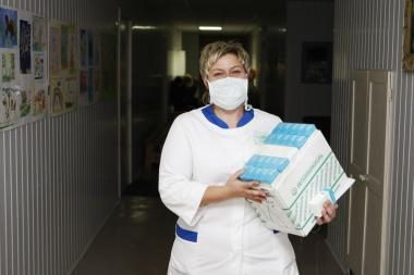 Gripas Klaipėdoje: ligonių daugėja