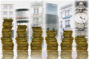 Bankai įmonių reikalauja atskleisti tikruosius savininkus