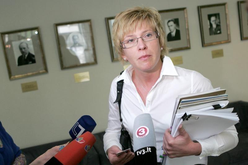 """""""Snoro"""" komisija kviesis premjerą ir finansų ministrę"""