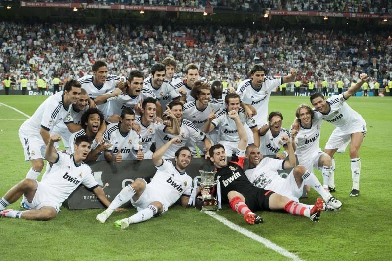 """Ispanijos Supertaurę iškovojo Madrido """"Real"""""""