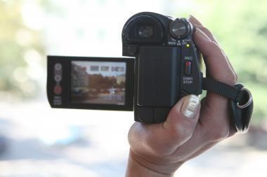 Vaizdo kameros mokyklose gali pažeisti moksleivių teisę į privatumą