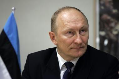 Estijos gynybos ministerija atsiprašė