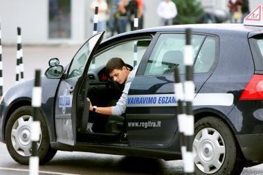 Lygių galimybių kontrolierei apskųsta vairavimo mokymo tvarka