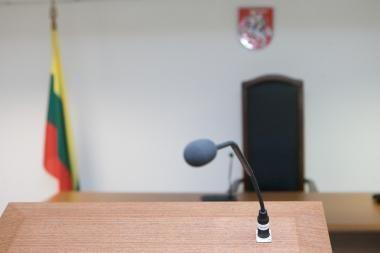 Klaipėdos teisėjai V.Balčiūnienei – drausminė nuobauda