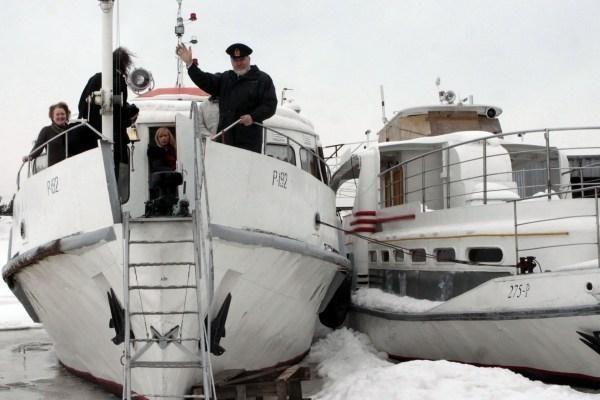 Sumažėjo pervežimai vidaus vandenų transportu