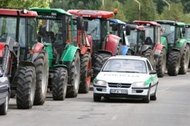 Ūkininkai irgi nori bankrutuoti