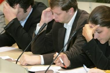 Konstitucijos egzamine Kaune triumfavo tarybos nariai (papildyta)