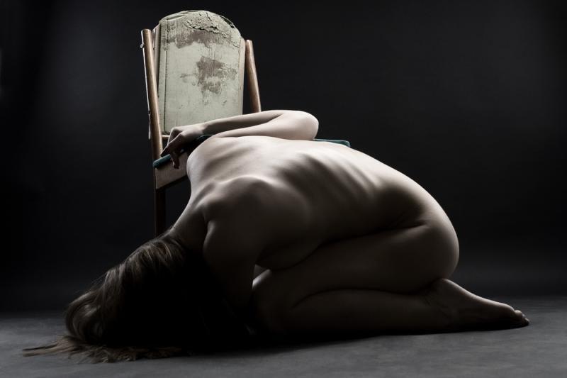 Sekinantis jaudrumas ir daugybės orgazmų priepuoliai palaužė moterį