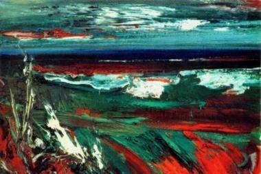 Rūtų galerijoje – A.Taurinsko tapybos intriga