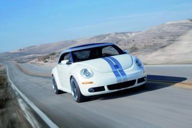 "Naujasis ""VW Beetle"