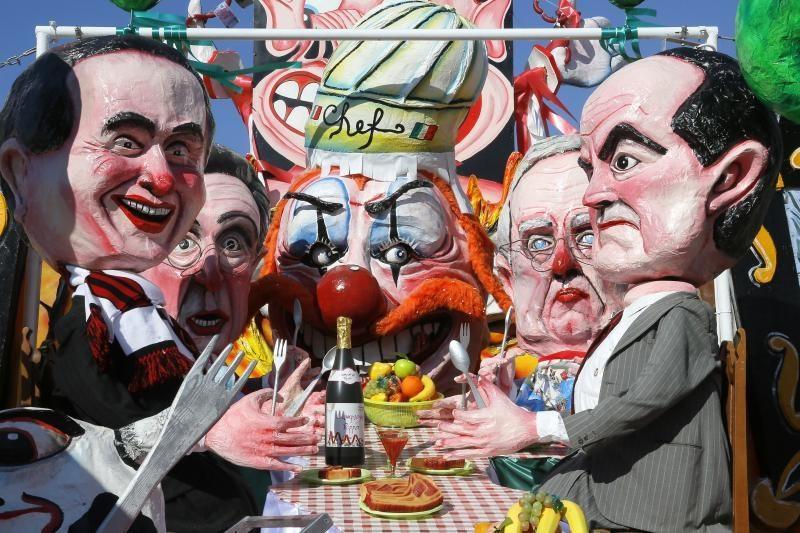 Italijoje prasidės kova dėl valdžios pyrago