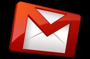 """Naujovės elektroninio pašto dėžutėje """"Gmail"""""""
