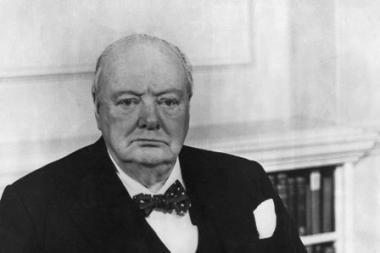 Už atėjimą į valdžią Churchillis dėkingas šnipei iš Rusijos?