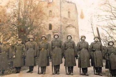 Vilniaus rotušėje bus pagerbti Vilnių Lietuvai grąžinę kariai