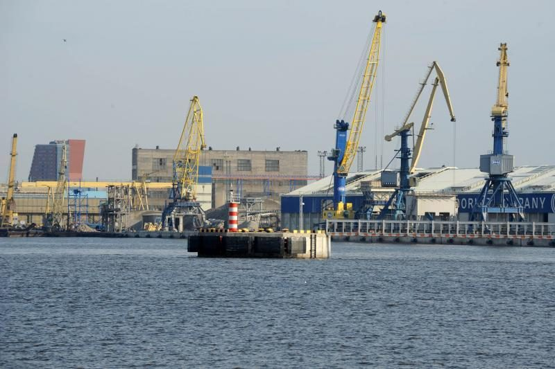 Siūloma trejus metus atleisti Klaipėdos uostą nuo dividendų mokėjimo