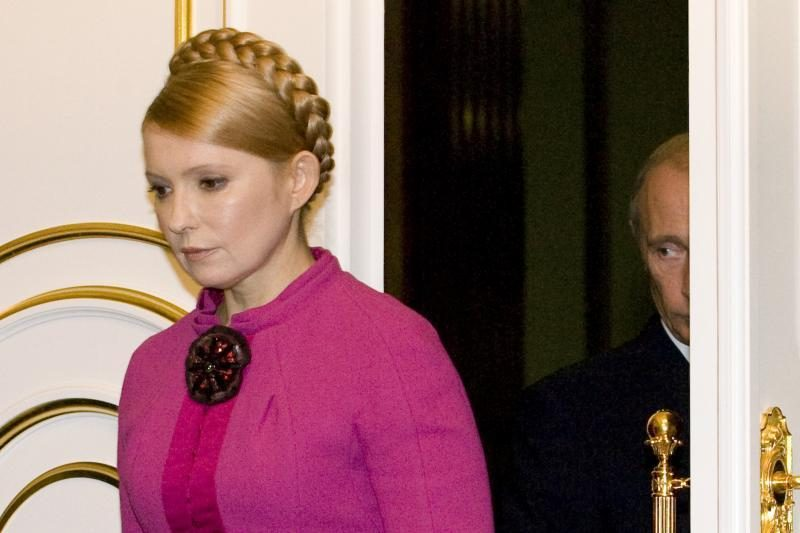 Julijai Tymošenko leista gydytis ne kalėjime