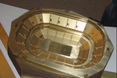 Kauno arena – patikslintame svarbių objektų sąraše