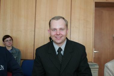 Atleistas mokyklos direktorius vadovaus kitai švietimo įstaigai