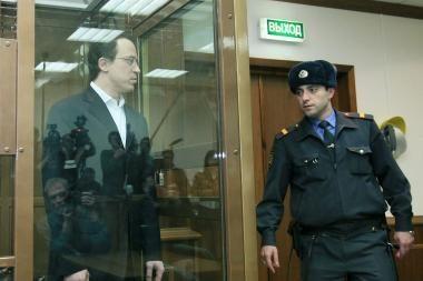 Nuteisti įtakingo Rusijos bankininko žudikai