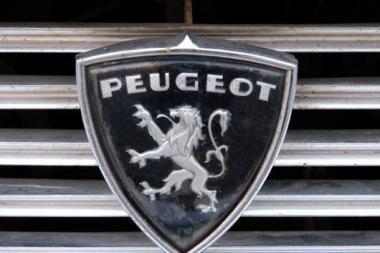 "Vilniuje važiuodamas užsidegė ""Peugeot"" automobilis"