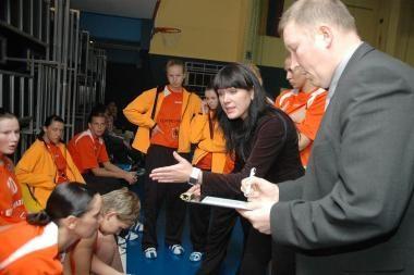"""""""Lemminkainen"""" pralaimėjo """"Spartak"""" ekipai"""
