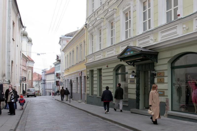 Registrų centras: būsto kainos Vilniuje pirmąjį ketvirtį smuktelėjo