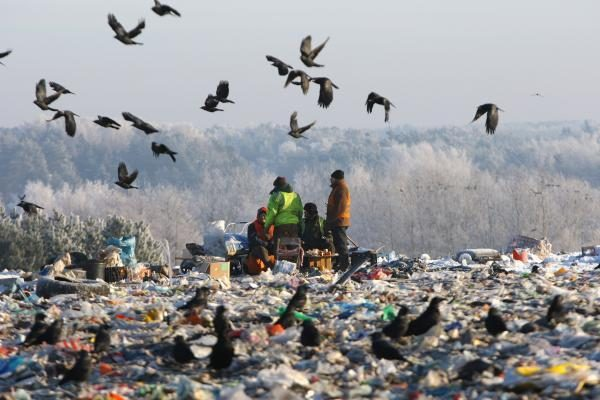 Atliekų perdirbimo gamyklos: Vilnius atsilieka nuo Europos?