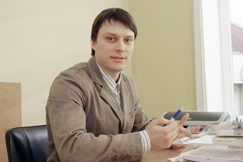 Klaipėdos sportui vadovaus paveldosaugininkas