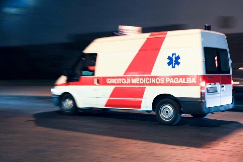 Sužeistas neblaivus keturračio vairuotojas atsidūrė reanimacijoje