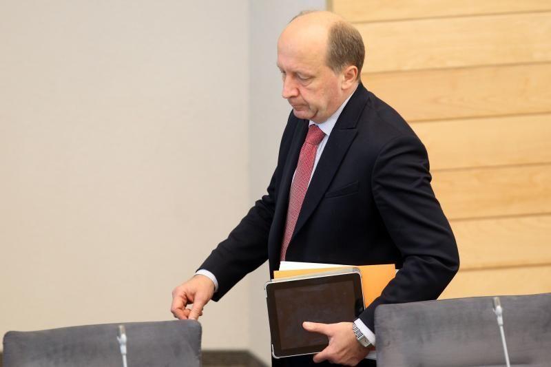 Premjeras: referendumo inicijavimas dėl VAE gali įnešti sumaišties