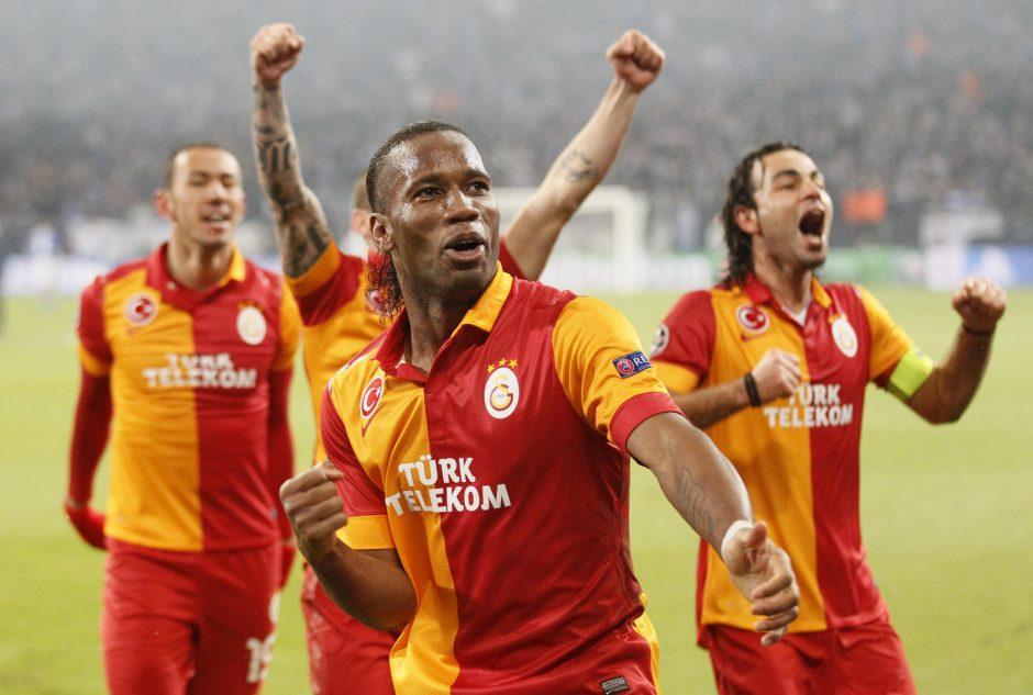 """Prie """"Galatasaray"""" vairo turėtų stoti moteris (foto)"""
