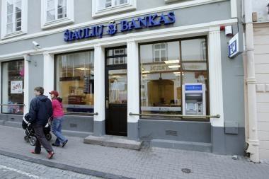 Šiaulių banko grupė pernai patyrė 35 mln. litų nuostolių