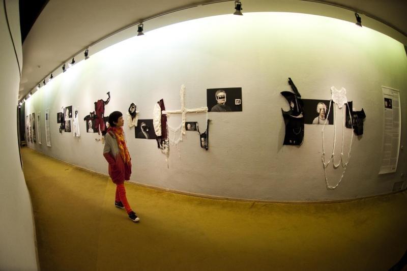 M. Žilinsko dailės galerijoje – vakarai, skirti tekstilės bienalei