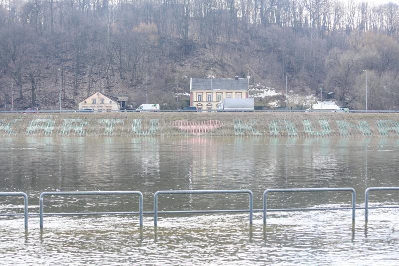 Potvynis traukiasi iš Kauno: Nemune vandens lygis siekia 2,60 metro