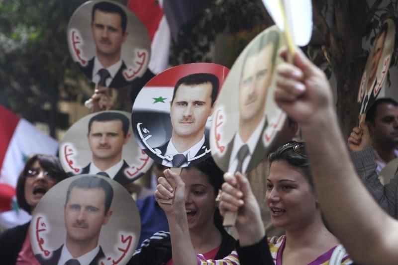 """Siriją apimantis karas liečia visą """"pasipriešinimo ašį"""""""