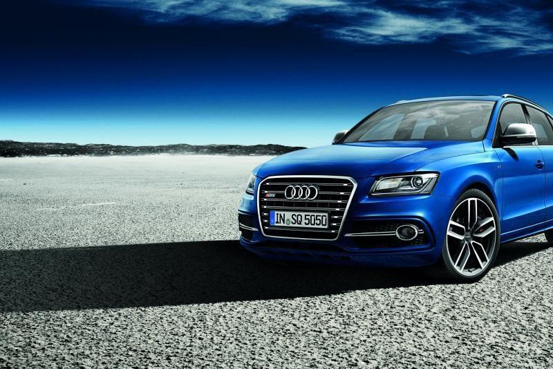 """Paryžiaus parodoje - išskirtinis konceptinis """"Audi SQ5 TDI"""""""