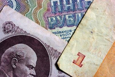 Finansų ministerija nori baigti rublinių santaupų atkūrimą