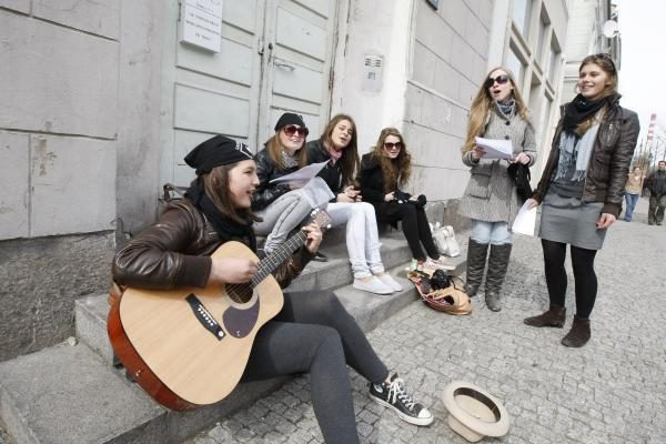 Gatvės muzikos diena Klaipėdoje: prasidėjo registracija