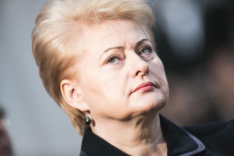 D. Grybauskaitė: sovietmečiu švęsdavome nepriklausomybę ir Kalėdas