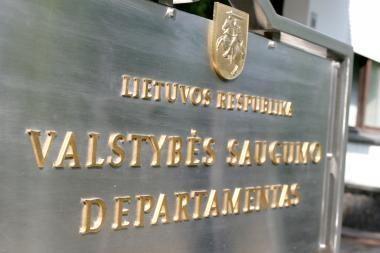 Dėl saugumo šefo - nesutarimai tarp D.Grybauskaitės ir valdančiųjų