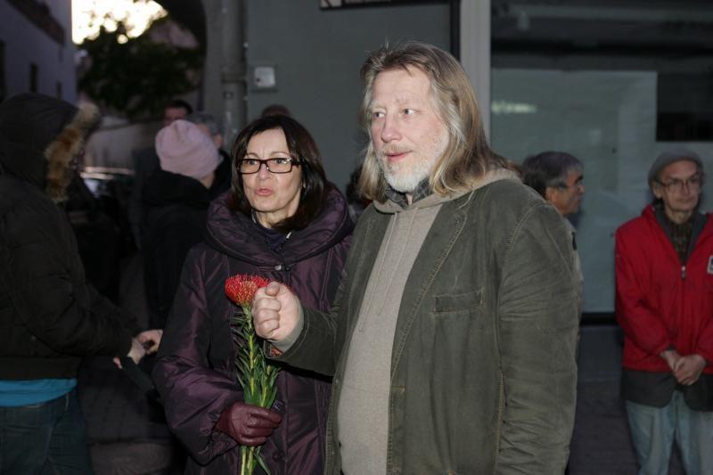 Aktorius A. Latėnas gimtadienį švenčia kartu su Naujaisiais metais